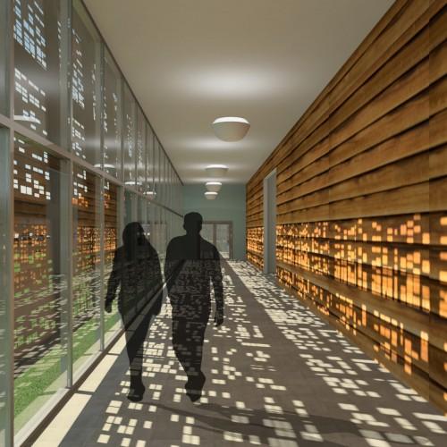 BCS Hallway
