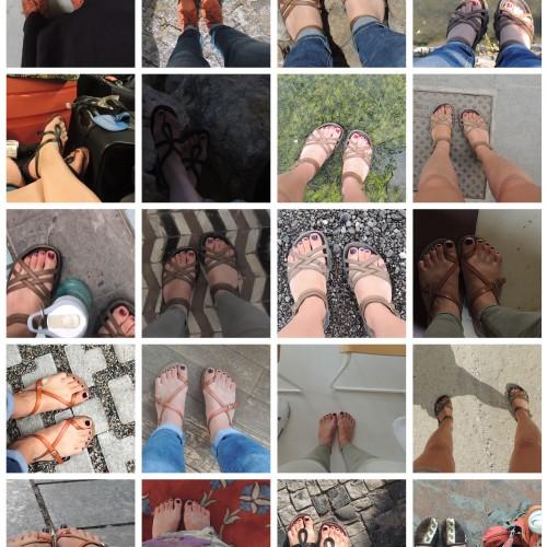 CAPitalia Feet