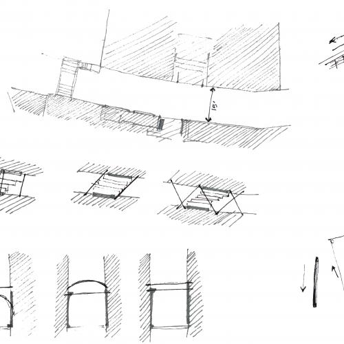 Venice Bridge Sketches FULL