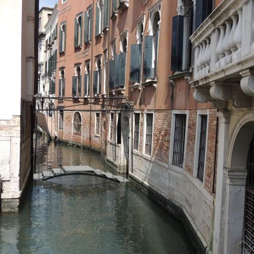 Venice Bridge West View